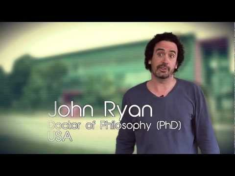 Doctor of Philosophy (Communications) student from the United States of America shares his story