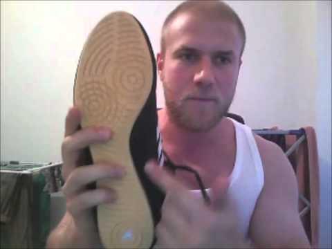 Adidas Havoc deadlift boot review