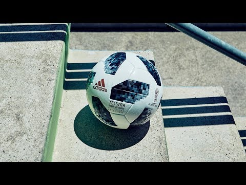 adidas Telstar 18 Word Cup 2018 Ball - Production