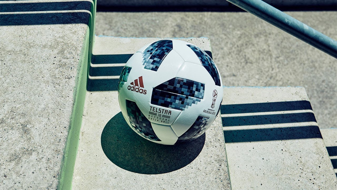 4175fdd5227c6 adidas Telstar 18 Word Cup 2018 Ball - Production - YouTube