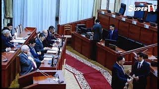 Жогорку Кеңеште Милдеттүү медициналык камсыздандыруу фондунун бюджети каралды