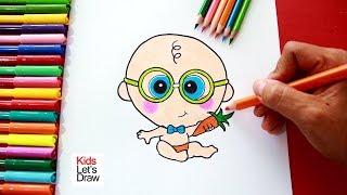 Cómo dibujar a CHURRO de los KSI MERITOS | Dibujando un Ksi Merito de manera fácil