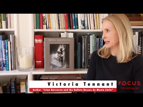Focus Conversations  Victoria Tennant, For Mum With Love