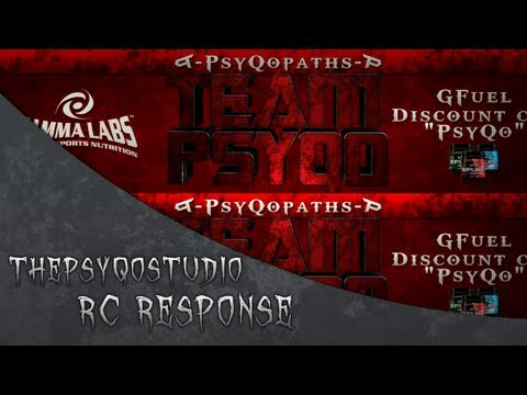 PsyQo Studios Recruitment Challange Response | New Layout