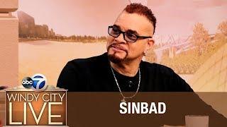Sinbad Wants to Visit Bill Cosby & Talks R.Kelly