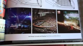 U2 2015 VIP Limited Edition Commemorative Book