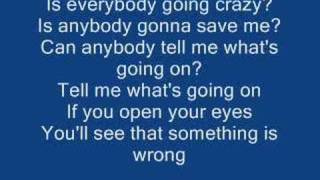 Simple Plan - Crazy lyrics.