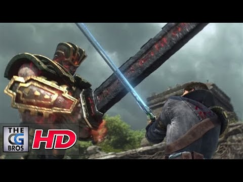 """CGI 3D Animated Trailers: """"Stormblades - Cinematic Trailer"""" - by Puppetworks Animation Studio"""