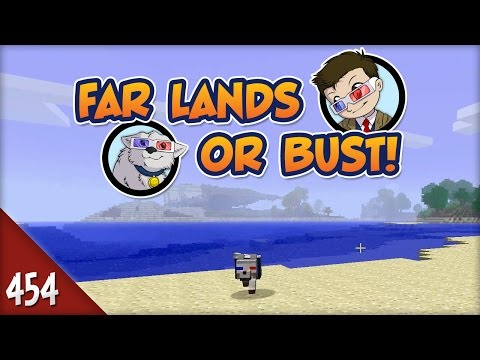 Minecraft Far Lands or Bust - #454 - Day Ahead thumbnail