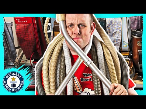 This record REALLY SUCKS! - Guinness World Records
