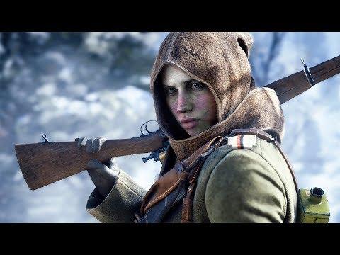 Battlefield 1 - Chillstream with TheBrokenMachine (1080p 60fps)