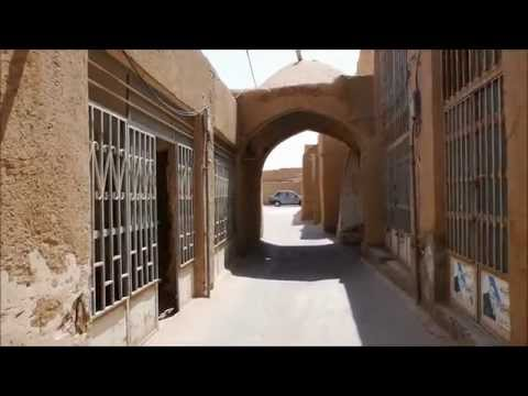 10 minute travel in Yazd, Iran 2014