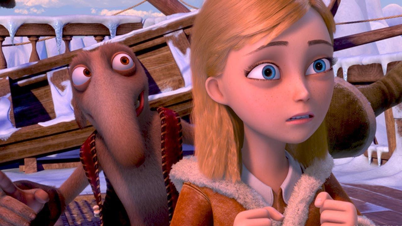 Картинки новогодние зимние метель снежная королева