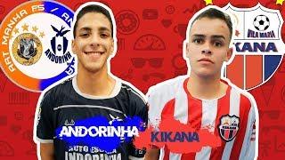 Скачать Andorinha Art Manha X Kikana Final Da Copa Nov8 2019 Sub 21