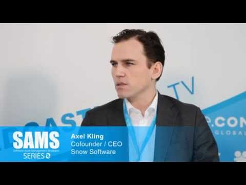Interview with Snow Software - Software Asset Management Strategies