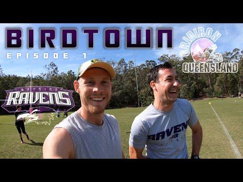 GRIDIRON QUEENSLAND | American Football In Australia | Birdtown Ep. 1