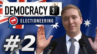 Democracy 3: Max Difficulty | Australia  - Year 2