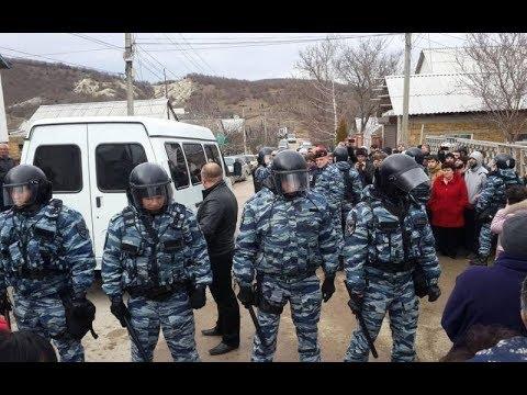 Крым Почему Крымчане боятся ехать в Украину а Украинцы в Крым