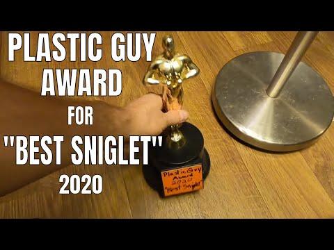 Plastic Guy Award For