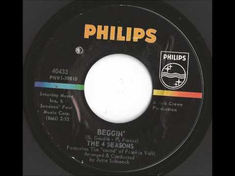 Four Seasons - Beggin' - 45 - Northern Soul - 1967 - 4 Seasons
