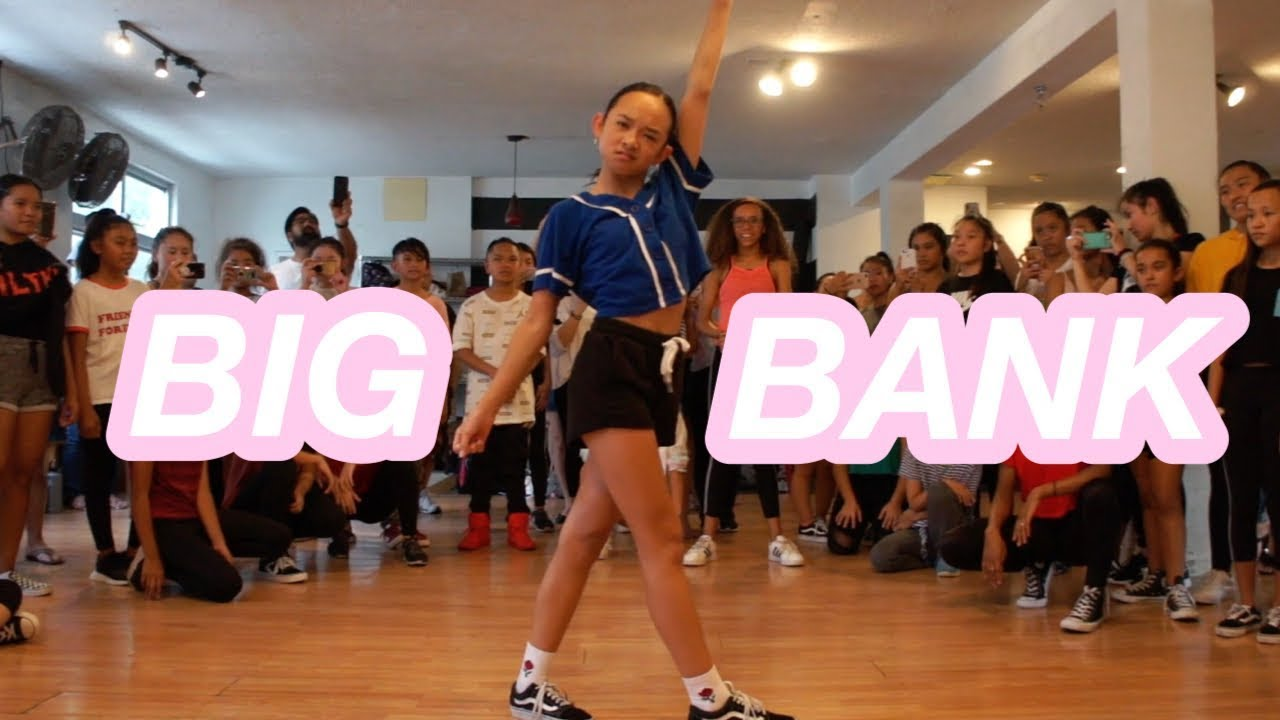 BIG BANK - YG ft  2 Chains, Big Sean, Nicki Minaj | Nicole Laeno Choreography