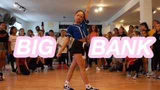 Big Bank Yg Ft 2 Chains Big Sean Nicki Minaj Nicole Laeno Choreography