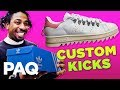Creating Custom Trainers (inc. Gucci Loafers) feat Mini Swoosh | PAQ Ep #6 | A Show About Streetwear