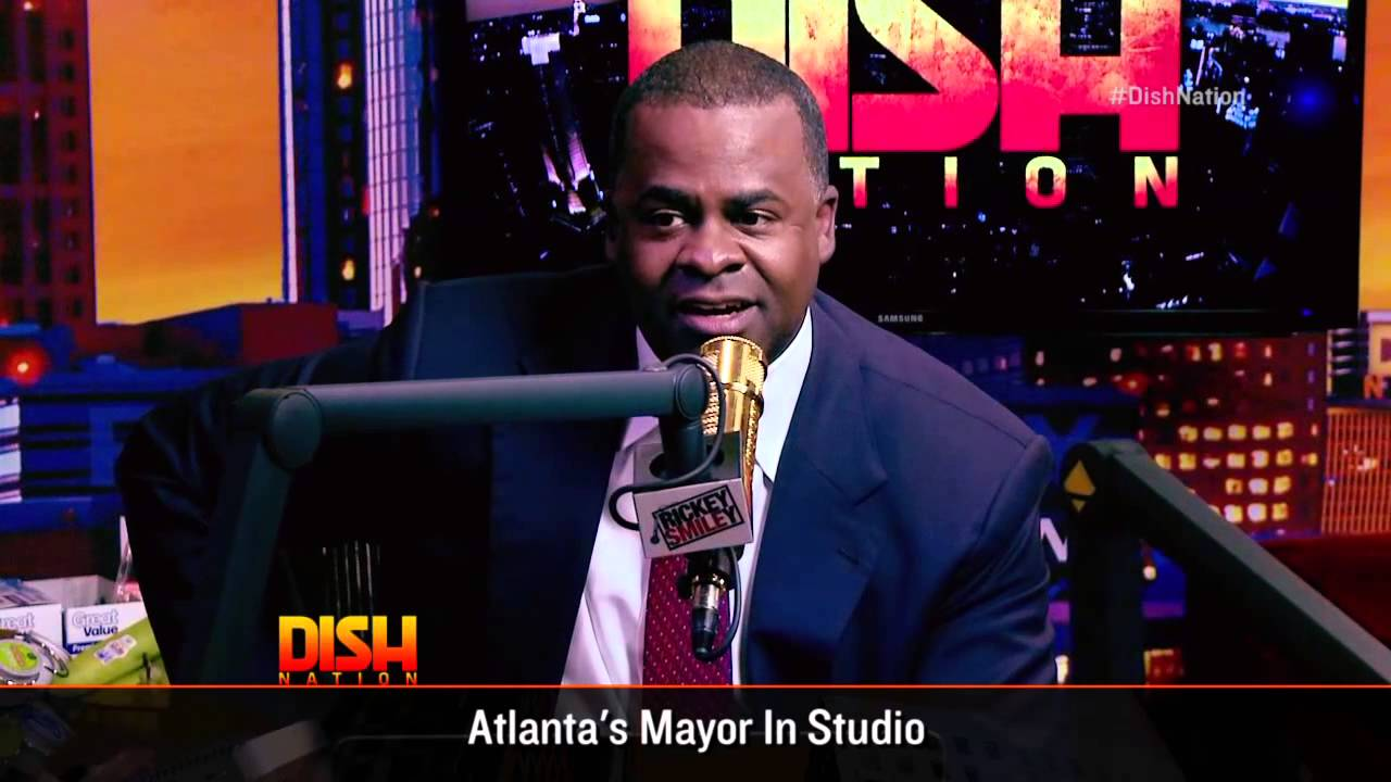 Atlanta Mayor Kasim Reed Talks Strip Clubs & Cigars With Usher