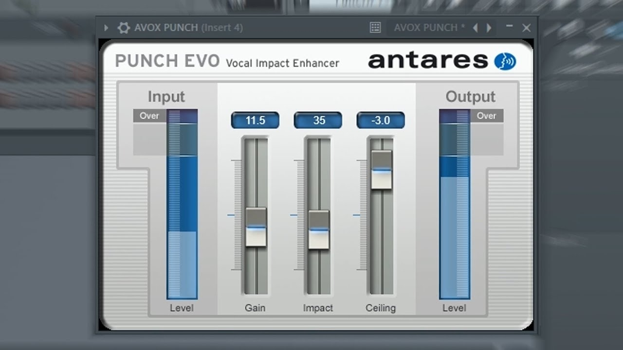 Antares AVOX Evo Vocal VST Bundle Free Download