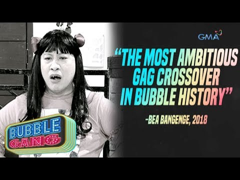 Bubble Gang: Most ambitious gag crossover! |Teaser