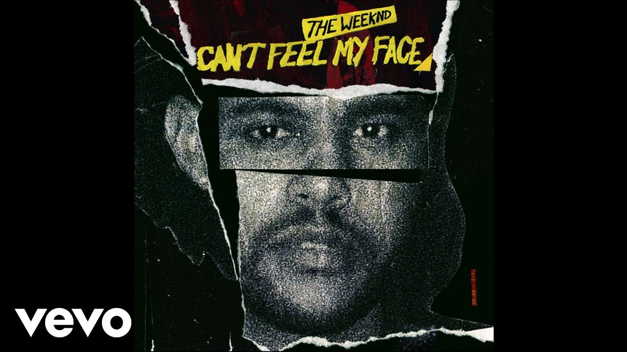 The Weeknd  Cant Feel My Face Audio  YouTube