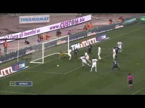 Stagione 2009/2010 - Lazio vs. Inter (0:2) Highlights
