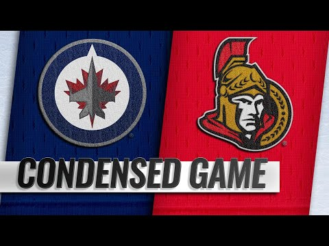 02/09/19 Condensed Game: Jets @ Senators