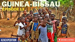 Guinea Bissau and Conakry
