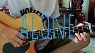 Alan Walker - Alone - Fingerstyle G...
