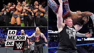 ¡Regresa Luke Harper, Brock Lesnar y The Undisputed Era domina NXT!: Lo Mejor de WWE