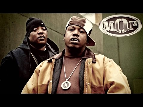 M.O.P - Ante Up Remix/ Cold As Ice