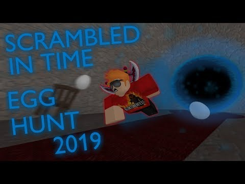 Thoughts On Egg Hunt 2019: Scrambled In Time - Part 1