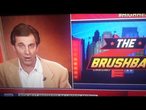 Chris Russo goes off on the MLB Writer