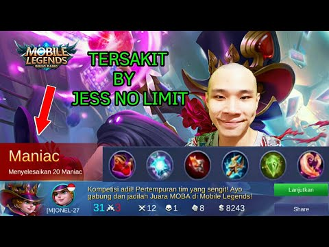 build harley tersakit by jess no limit mobile legends 1