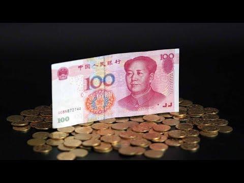 Chinese yuan climbs dramatically against US dollar