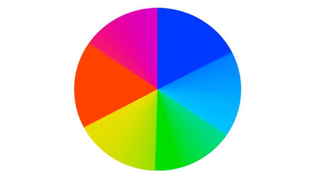 Lengua de signos. Aprende los colores