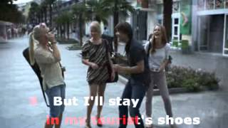 Europe's skies - karaoke alexander rybak