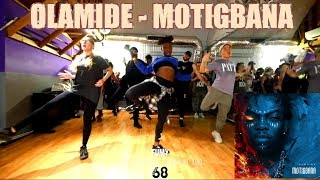 Olamide - Motigbana (Official Dance class video by Fumy)