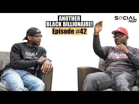 Episode #41- Melvin Nunnery - Another Black BILLIONAIRE!