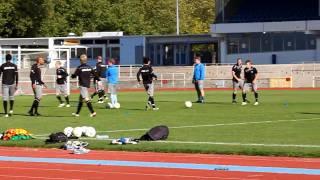 Träning 20090919 inför Malmö FF - Elfsborg