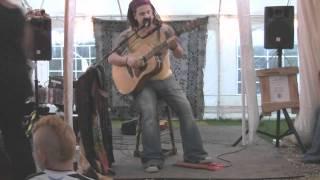 Alan Deane Belfast Busker Chy Carne 2010