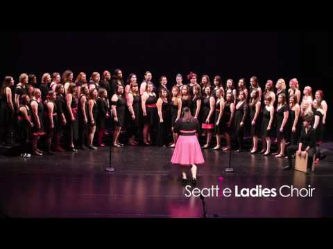 Seattle Ladies Choir: We Belong ( Pat Benatar)