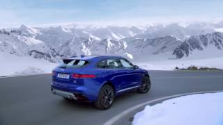 JAGUAR F PACE PERFORMANCE FEB 2017