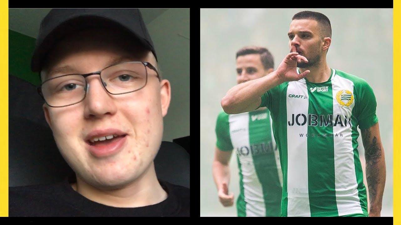Musik: Laget som tillhr dej och mej - Hammarby Fotboll
